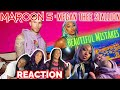 MAROON 5 - Beautiful Mistakes feat. MEGAN THEE STALLION | UK REACTION 🇬🇧🔥