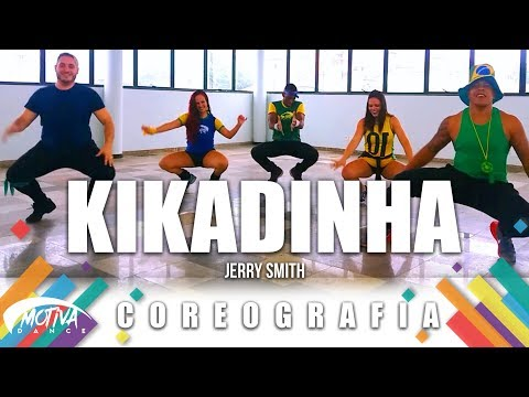 Kikadinha - Jerry Smith  Motiva Dance Coreografia