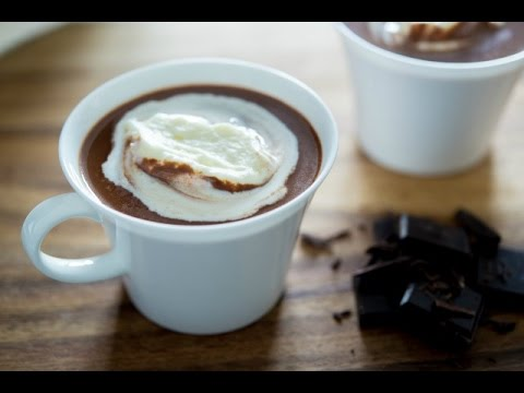 How to Make the Best Homemade Hot Chocolate