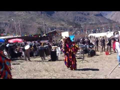 SOCIEDAD DE AVELINOS LOS ALEGRES SRL 2013 en Carampoma - Huarochiri - Parte 1