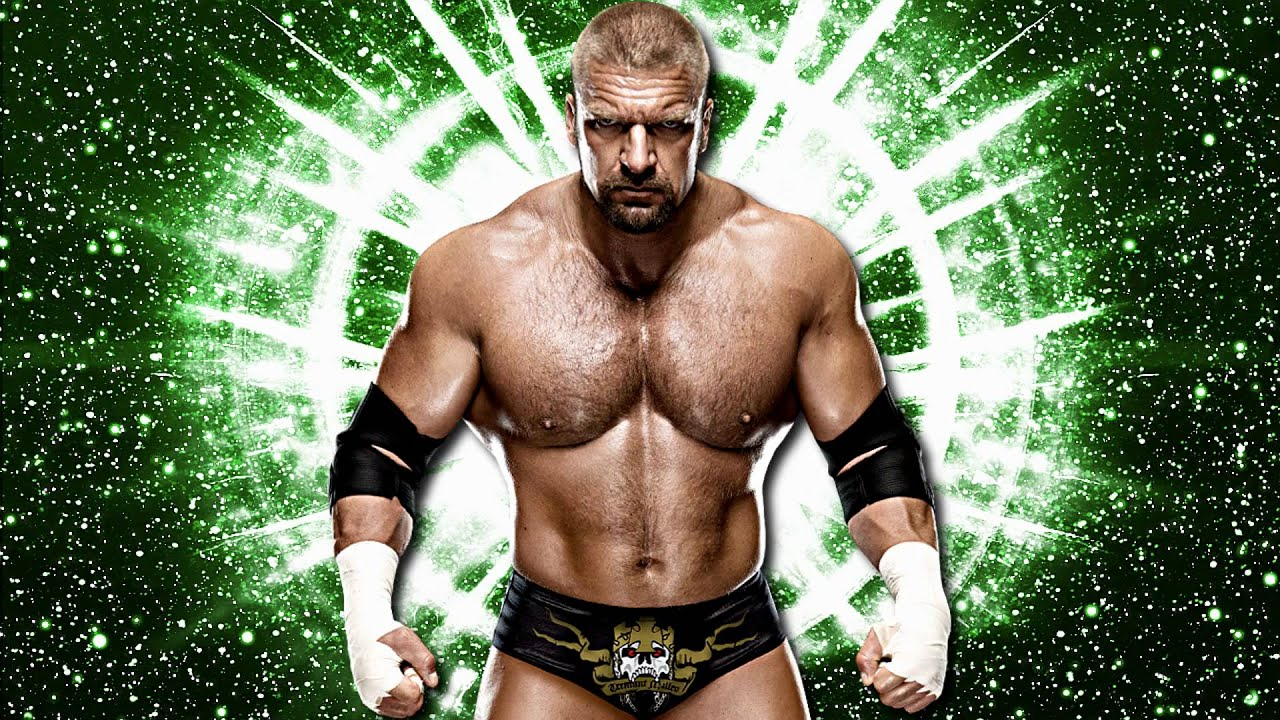 Triple H Height Weight Biceps Age
