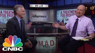 Alkermes CEO Richard Pops Mad Money CNBC