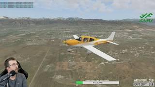 The New Cirrus SR20 2.5 by VflyteAir X-plane 11