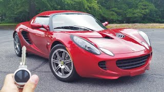 Supercharged Lotus Elise: Test Drive, Review, Exhaust and Acceleration