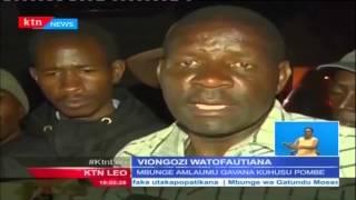 Viongozi watofautiana katika Kaunti ya Nakuru juu ya huendeshaji mambo