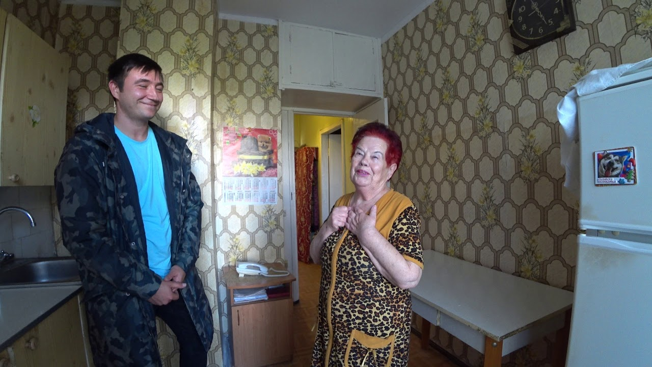 Подарили натяжные потолки узнику концлагеря в Сочи