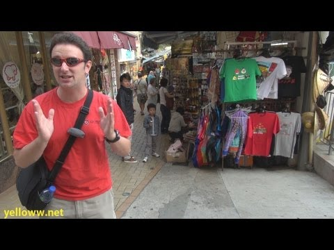 Hong Kong - Stanley Market Travel Guide