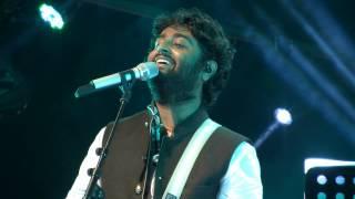 Tu Jane Na By Arijit SIngh Live Performance At Rajkot 2014