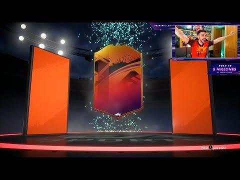 ME SALEN CARTAS NUEVAS HEADLINE DE FIFA 19 !! thumbnail