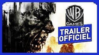 Dying Light - Bande Annonce / Trailer Officiel Gamescom - Survival Horror