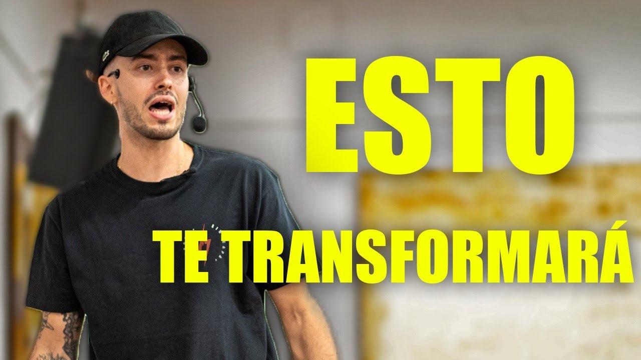 LA CONFERENCIA QUE TRANSFORMARÁ TU VIDA.