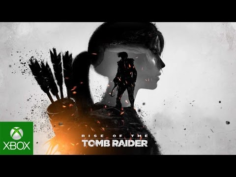 Rise of the Tomb Raider Make Your Mark Accolades Trailer