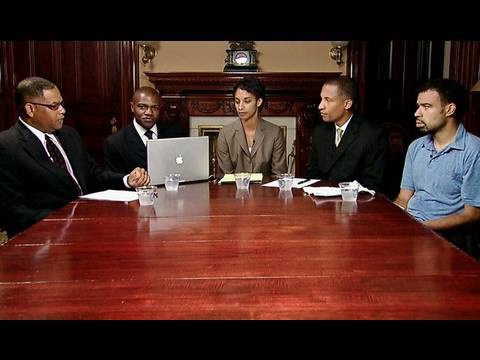 Open for Questions: Wall Street Reform & African Americans