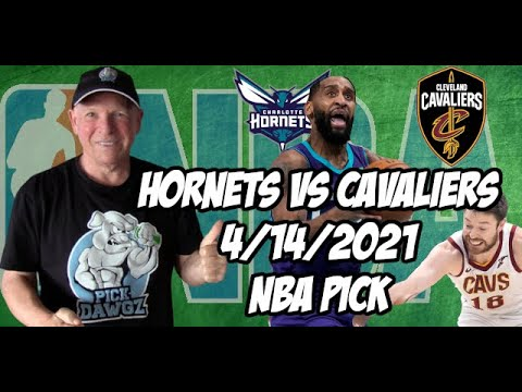 Charlotte Hornets vs Cleveland Cavaliers 4/14/21 Free NBA Pick and Prediction NBA Betting Tips