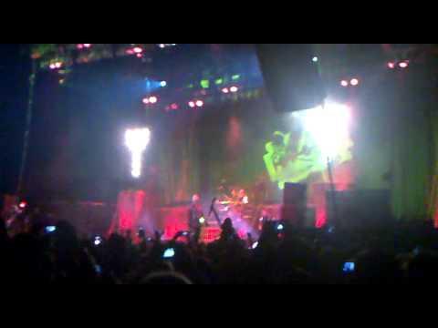 Judas Priest - Breaking the law live Belgrade 1.7.2011.