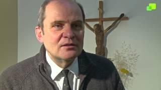 Monsignore Wolfgang Sauer zum Ehrendomkapitular ernannt