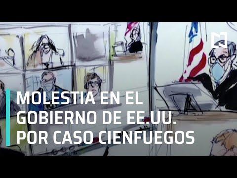 Reacciones en EEUU sobre el caso Salvador Cienfuegos - Estrictamente Personal