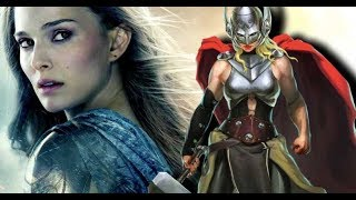 Female Thor - At last, Marvel gives fans what they ALWAYS WANTED!