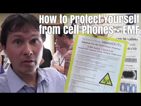 How to Protect Yourself from Cell Phone and EMF Radiation