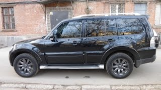 Mitsubishi Pajero wagon(2007) Тест драйв и обзор, дизель.(Mitsubishi Pajero wagon - Вашему вниманию друзья!, 2015-02-26T22:09:30.000Z)