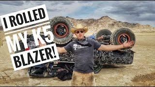 Merricks Garage - I rolled my K5 Blazer