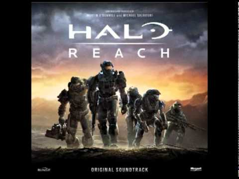 Halo Reach ost Ashes 2 (Kat's Death)