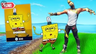 How to get the unreleased spongebob skins (fortnite)