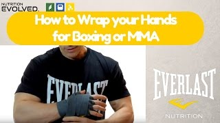 How to Wrap your Hands for Boxing A step by step guide for Beginners