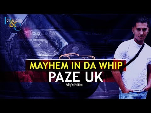 NEW SERIES! MAYHEM IN DA WHIP FT PAZE SERIES 1 EPISODE 1 | D&C Productions letöltés