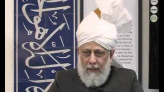 NEW Nidda mosque opening Germany PART 2 persented by khalid QADIANI.mp4