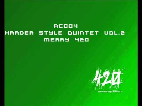 RC004 - Harder Style 2 (Merry 420)
