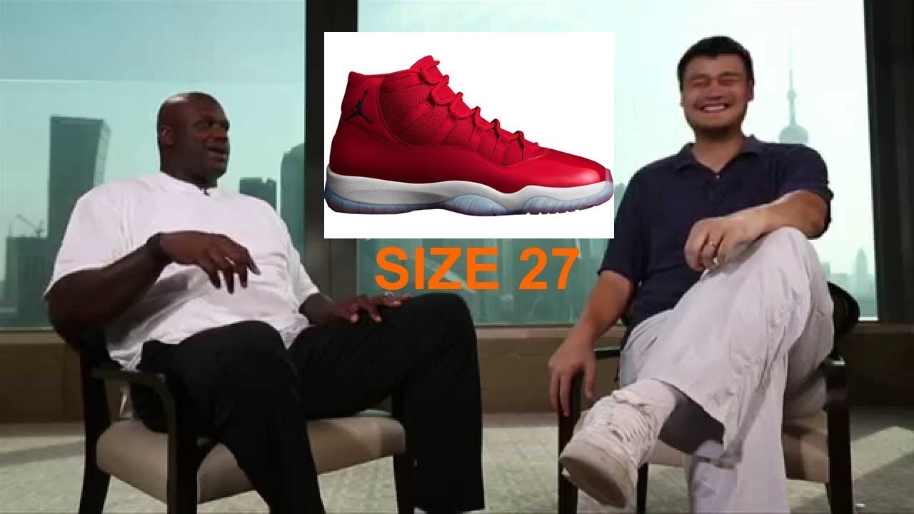 54bd888bb137 Guess the NBA Players SHOE SIZE  QUIZ  - YouTube