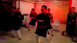 Bangladeshi Wedding Dance- Jumme ki raat + Mukkalal.
