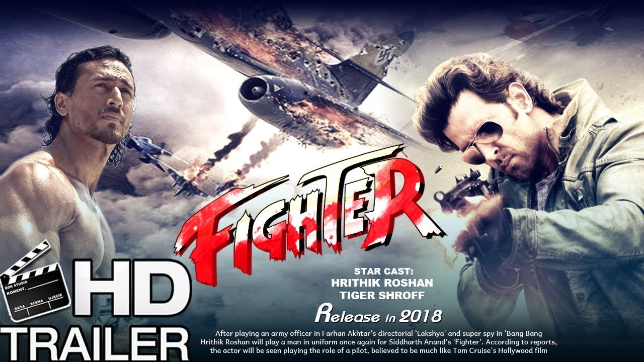 Fighter Teaser | Tiger Shroff And Hrithik Roshan Movie| India VS Pakistan  Upcoming Bollywood Movies