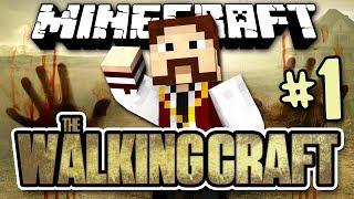 The Walking Craft - SOBREVIVER NA PRISÃO! - #1 - Minecraft