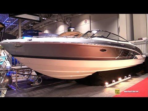 2017 Formula 270 BR Motor Yacht - Walkaround - 2017 Toronto Boat Show