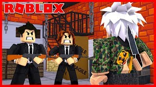 INFILTRA ME IN THE MAFIA - Roblox