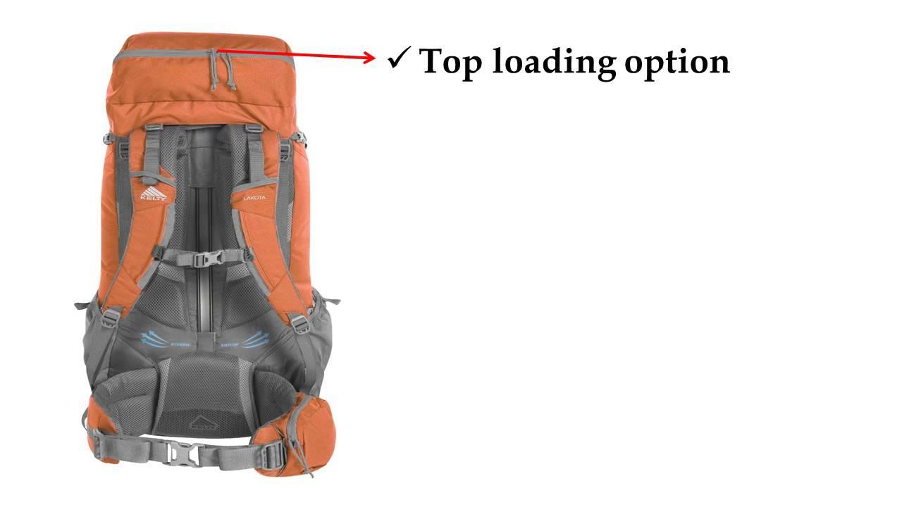 жёсткий каркасный рюкзак kite германия