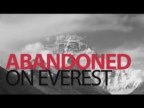 5 Bodies Abandoned on Mt. Everest