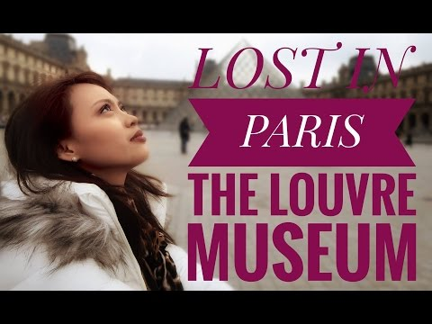 Lost in Paris | The Louvre Museum + Champs Elysees | Tagalog Travel VLOG #1 | HangoutwithJaney