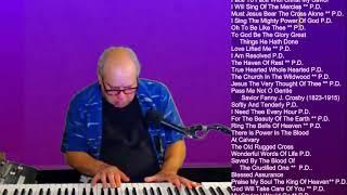 John Troutman Live Classic Piano Hymns