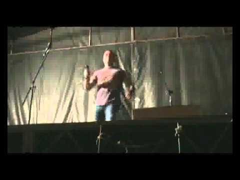 Concurso de karaoke Outeiro Jusão - O Apresentador - Celso