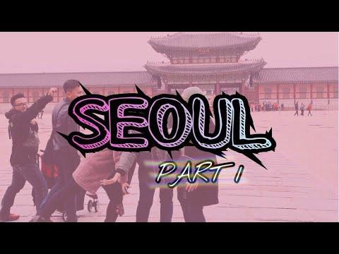 서울, South Korea Winter-Spring Trip 2018 | VLOG MALAYSIA 🇰🇷💖