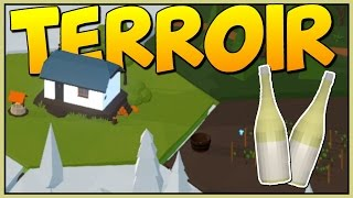 Terroir - Making Fine Wine - Managing Our Vineyards - Let