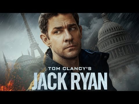JACK RYAN -  Original Soundtrack OST