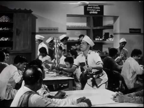 Server Sundaram - Nagesh works as a waiter