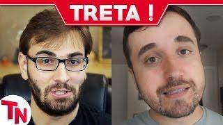 BRKsEDU e Leon foram XINGADOS AO VIVO!? Fuzuê na BGS! Legends of Gaming Brasil