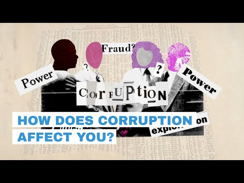 How does corruption affect you? | Transparency International