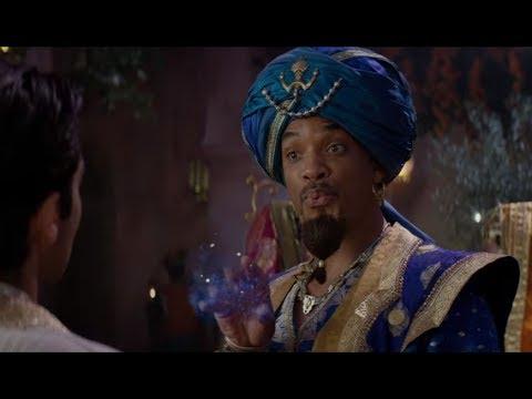 Le remake d'Aladdin a sa bande-annonce