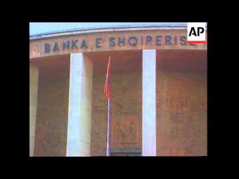 Albania - Security increased in Tirana